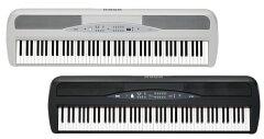 ピアノタッチを忠実に再現したナチュラル・ウェイテッド・ハンマー・アクション(NH)鍵盤KORG ...