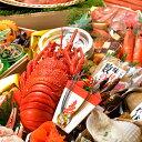 商品画像:てくてくねっと環境雑貨と有機食品の人気おせち2018楽天、【おせち 2018】小樽きたいち 海鮮おせち「絢爛」 全51品 4人?5人前 海鮮 おせち料理 お節 お節料理 送料無料