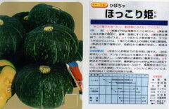【カボチャ】ほっこり姫〔タキイ交配〕/小袋