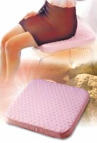 ◆遠赤外線を放出する岩盤を砕いてシートに!◆スパクッションで下半身から温める♪ドリーム ス...
