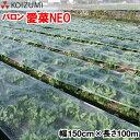 バロン愛菜NEO 幅150cm×長さ100m (EVOH製 べたがけ ...