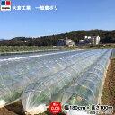 オークラ 一般農ポリ (厚み)0.05mm×(幅)180cm×(長さ)100m 2本セット (北海道・沖縄・離島発送不可)
