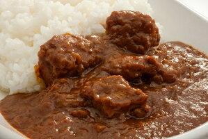 【飯島畜産】いばらき地養豚カレーギフト(4個入り)。いばらき地養豚のモモ肉を生肉ベースで100g相当使った贅沢なカレーです。