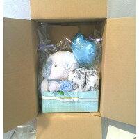 【おむつボックス】ラッピング無料送料込【BLUE】【PINK】