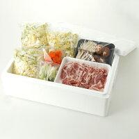 豚野菜味噌