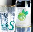 (SALE) 炭酸水 KUOS シークワーサー フレーバー 500ml×24本 強炭酸水 無糖炭酸飲...