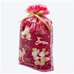 【送料無料】ディズニーリゾート公式ラッピングバッグMサイズピンクギフトバッグ