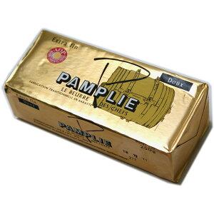 これが噂の・・・・PamplieAOCポワトゥシャラン産無塩バター パムプリー 250g
