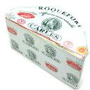 【Kgあたり11281円】青カビチーズ ロックフォールカルルAOP 約500g不定貫 フランス産 無殺菌乳 ブルーチーズ 毎週火・木曜日発送