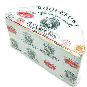 フランス産青かびチーズA.O.C ロックフォール カルル 約500g 不定貫 Kgあたり 11,281円(...