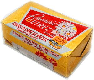 ブレス産AOC無塩バター  エトレ 250g(冷凍)