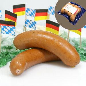 ドイツソーセージ・マイスターの熟練が光る100gサイズのドイツ製ソーセージレーゲンスブルガー...