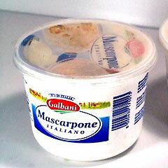 イタリア産 フレッシュチーズマスカルポーネ ガルバーニ 500g