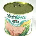 イタリアグレチの厳選 素材缶詰めトンノ・アロリオ・ドリーヴァ  620g缶(蔵)1600p