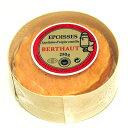 フランス産 ウォッシュチーズEpoissses Berthautエポワスド ブルゴーニュ AOP 250g