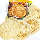 クロワッサン並みサクサクでナン並みモチモチパラタ (半焼成パン) 4枚入り400g
