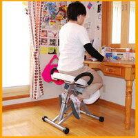 【★特価★】ガス圧式バランスチェア(バックボーンチェアバックボーンチェアー椅子イスいす)送料込みアウトレット激安特価SALE【対応】