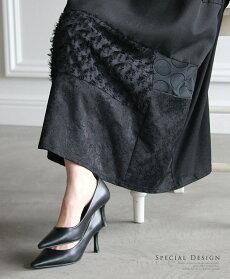 ワンピース。ノースリーブ。ブラック。綺麗なパッチワークが印象的な一枚に。6/1522時販売新作×メール便不可