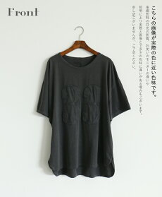 魅せるロゴビッグロゴTシャツ