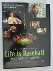 【中古】(DVD)ライフ・イズ・ベースボール Life Is Baseball/マイケル・キートン<レンタル落ち>
