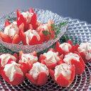 『ひるザイル』などのテレビ番組で紹介!イチゴの中に生クリームがたっぷり(花いちごのアイス...