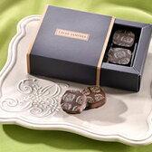 ■送料無料■カカオサンパカ【ショコヌスコ(4個)】お菓子 洋菓子 チョコ ホワイトデー 母の日 お土産 内祝い 誕生日 ギフト セット ご褒美