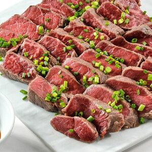 熟成肉送料無料黒毛和牛あぶり500g(牛肉ステーキたたき)タレ付