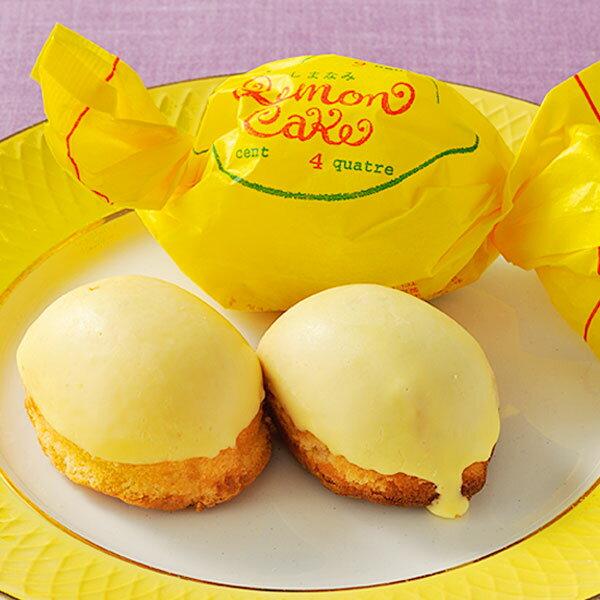 1. パティスリー1904「しまなみレモンケーキ」