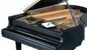 ♪グランドピアノフロントフレームカバークリア埃よけに便利です!