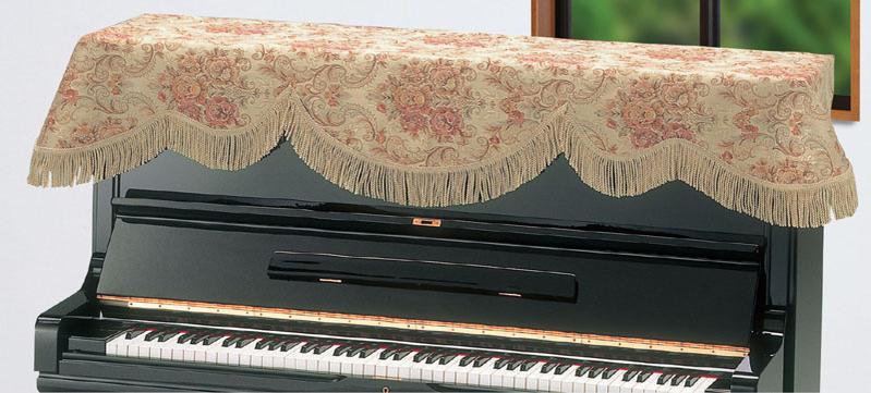 ♪送料無料!ピアノトップカバー ロザリオ