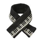 ピアノライン フリースマフラー PIANO line 0602601