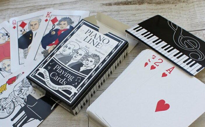 美術工芸なかの『Pianolineトランプ(0307901)』