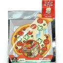 09222 ミニチュアコレクションシールピザパーティー カミオジャパン フレーク