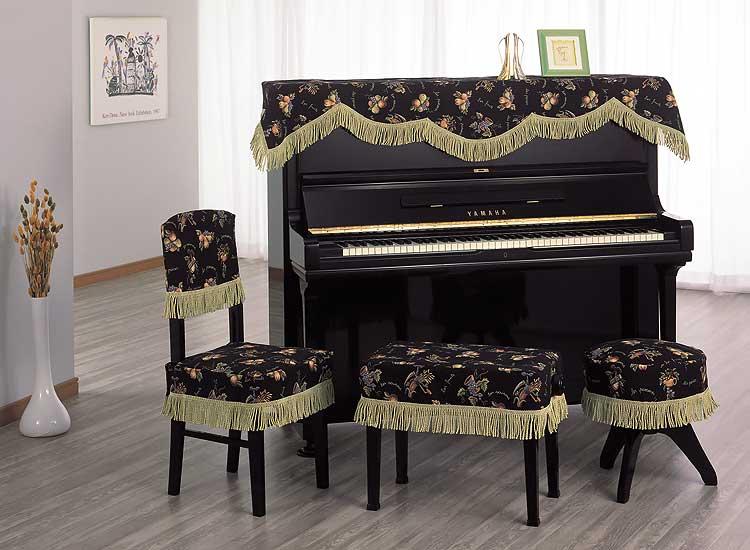 ピアノ椅子カバー インポートタイプ G70-CS 新高低椅子カバー 60未満