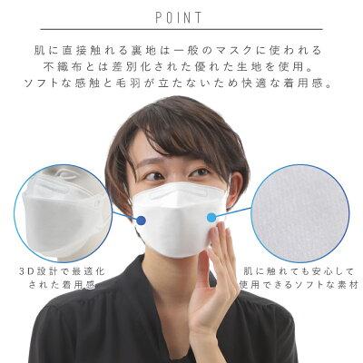 【10枚セット】KF94マスク個別包装不織布4層フィルターマスク韓国製韓流マスク【レビューでマスクケースプレゼント】