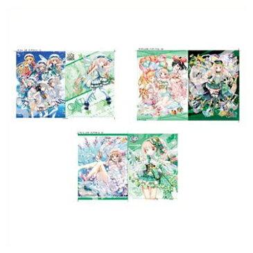 白猫テニス☆ドリームコラボ アイドルωキャッツ! クリアファイルセット ガトリン