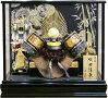 【五月人形送料無料】宝童作「織田信長御兜」ケース飾り《MA-137》