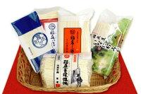 桜竹オンラインショップ稲庭うどん食べ比べ5点セット