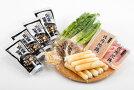 カット済み野菜・比内地鶏肉&ストレートスープ付きりたんぽ鍋セット【5〜6人前】