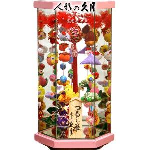 [الشحن المجاني على دمى هينا] تعليق Kugetsu Sagemon Hina Case Decoration << TAR25-1 >>