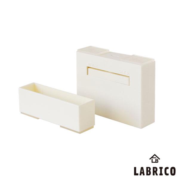 【平安伸銅】【送料特価】 LABRICO ラブリコ 1×4アジャスター DXO-21 オフホワイト