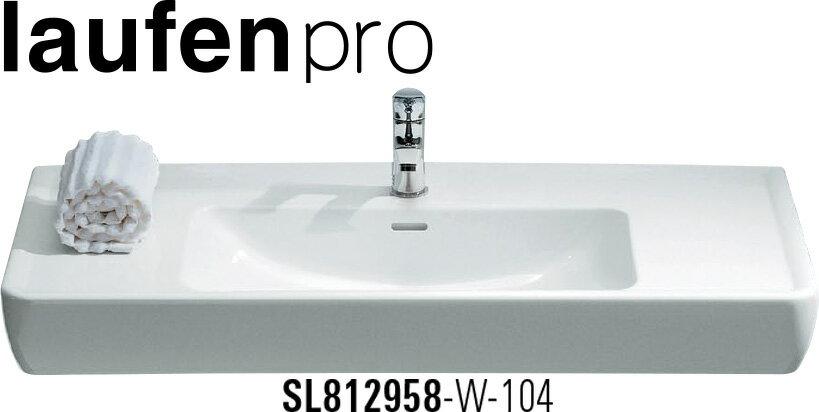 laufenpro 洗面器 SL812958-W-104:おうちまわり