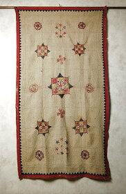 インドの古布ミラーワーク