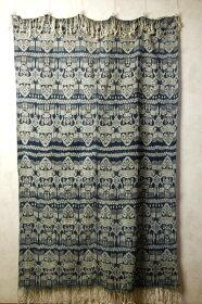 インドネシアの絣織ティモール島のイカット