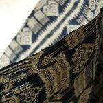 インドネシアの絣織ティモール島のストール