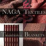 タイナガ族の手織り布タペストリー・テーブルクロス