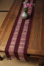 ミャンマー、チン州の布
