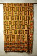 アフリカガーナの民族衣装布(ケンテ)