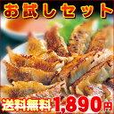 【送料無料】お試しセット(一回限り)黒豚生餃子・しそ生餃子・小籠包 3種お届けします!