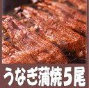 ふんわ〜り旨い!★うなぎ蒲焼5尾★鰻蒲焼き ウナギ蒲焼き 御...